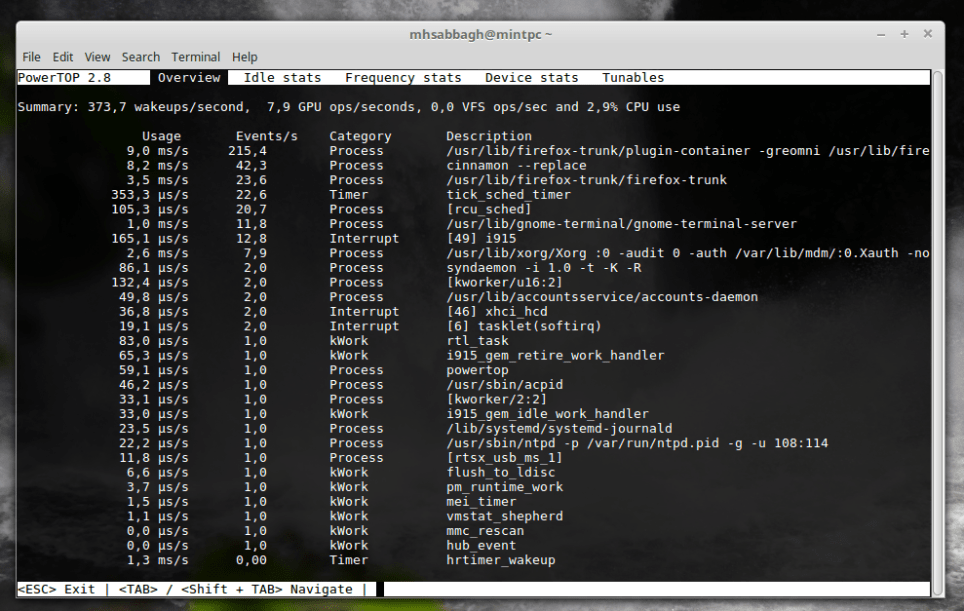 7 Tips To Reduce Battery Usage On Linux
