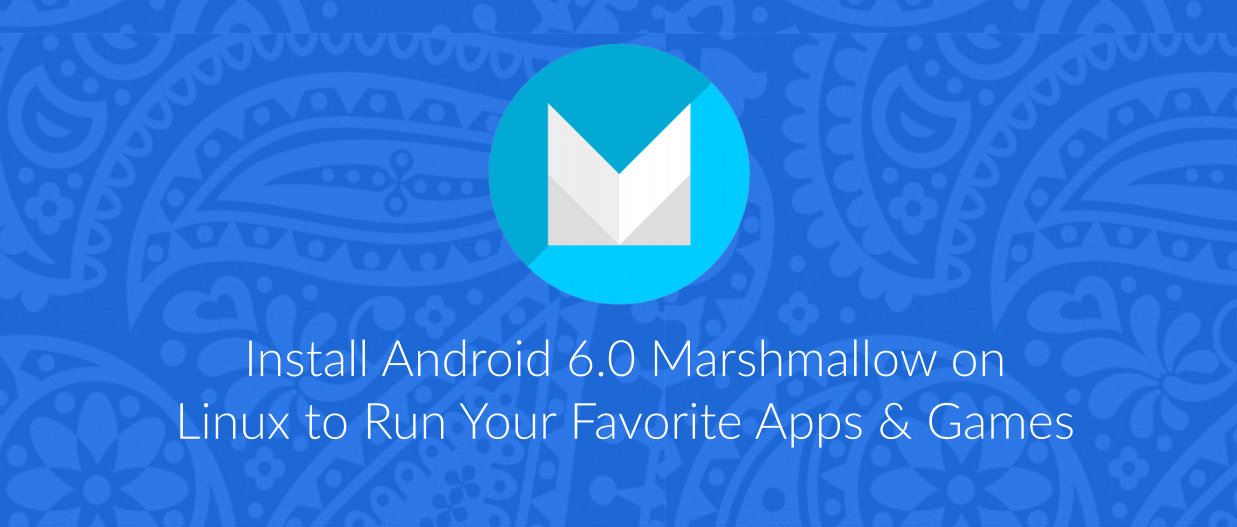 android emulator download for linux