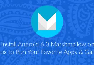 android 6.0 marshmallow on 11
