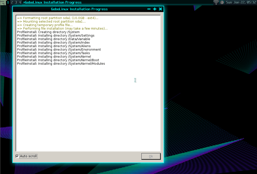 GoboLinux: A Linux Distribution With New Filesystem Hierarchy 51