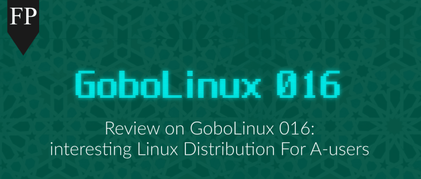 GoboLinux: A Linux Distribution With New Filesystem Hierarchy
