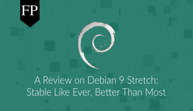 Debian 9 Review: Stable Like Ever, Better Than Most 163