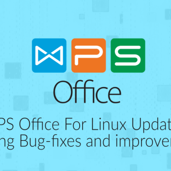 65 WPS Office For Linux