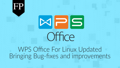 A New Version Of WPS Office For Linux Was Just Released 9 WPS Office For Linux