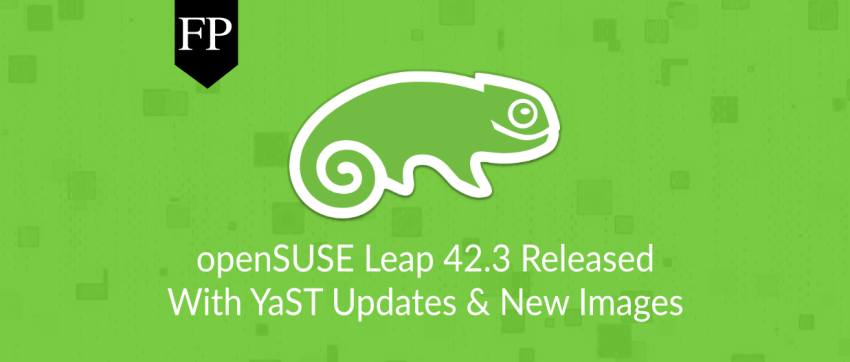 OpenSUSE 42 3 Released, Here's What's New