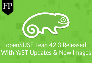 openSUSE 42.3 Released, Here's What's New 48