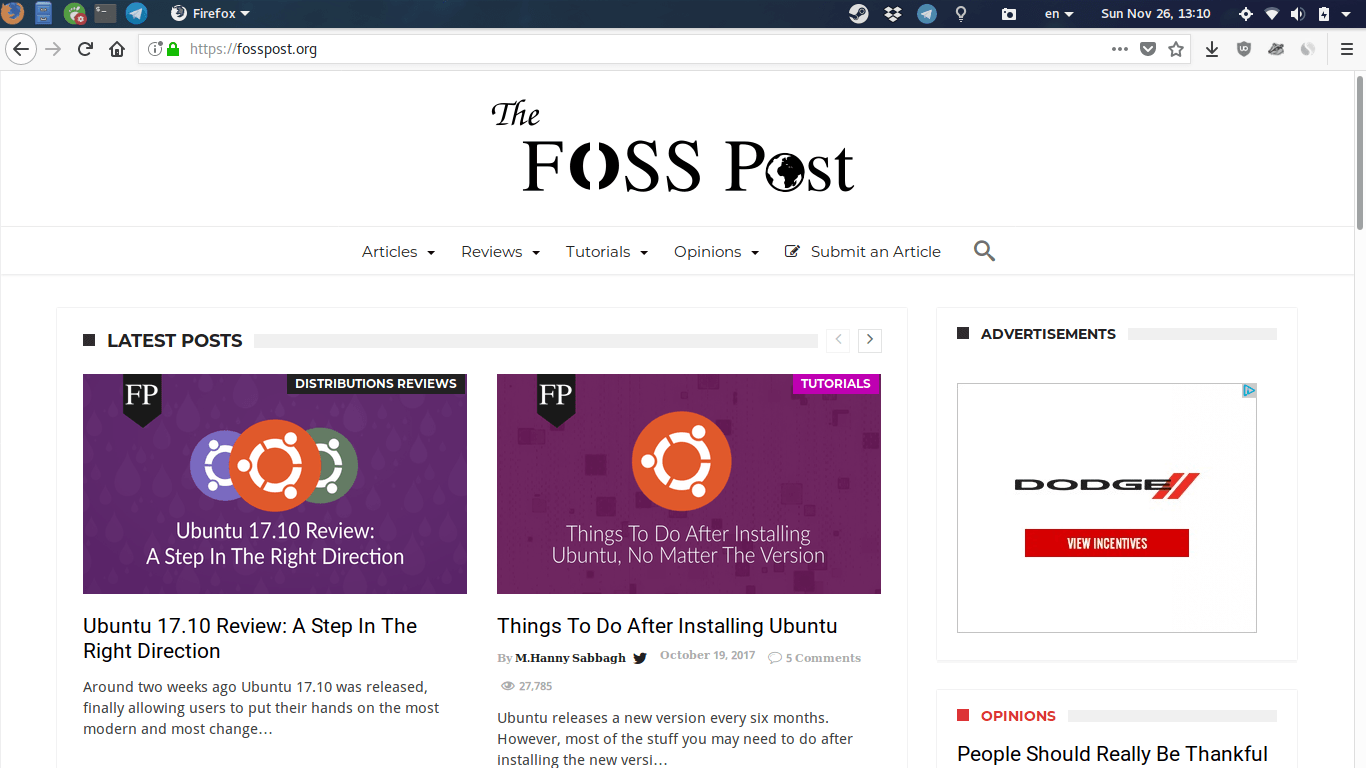How To Customize Firefox +57 User Interface