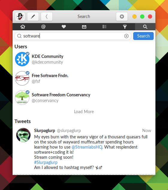 Hands on Corebird: A GTK+ Twitter Client 41
