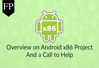 Overview on Android x86 Project & Call to Help 73