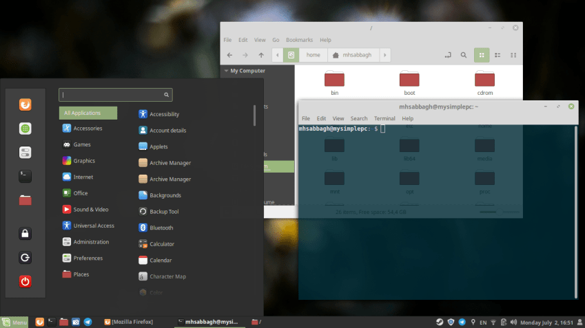 Lengthy Review of Linux Mint 19: A Distro for Everyone 69