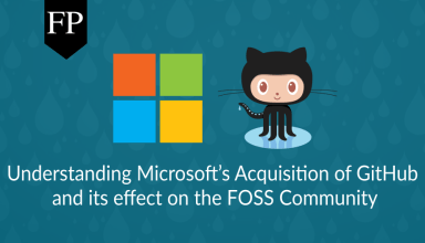 Understanding Microsoft's Acquisition of GitHub and its effect on the FOSS Community 1