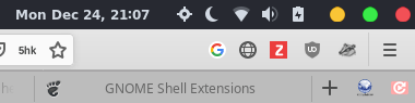 Turn GNOME to Heaven With These 23 GNOME Extensions 59 gnome extensions,gnome shell extensions