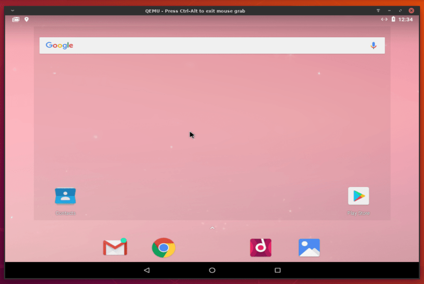 Install Android 8.1 Oreo on Linux To Run Apps & Games 65 android 8.1 oreo on linux