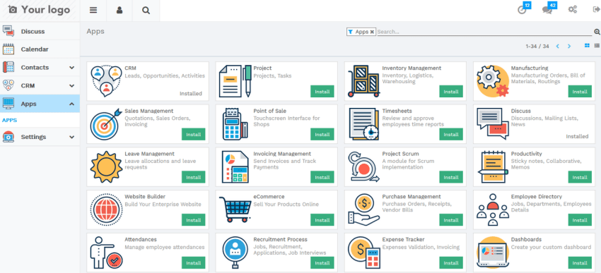7 Open Source ERP Systems That are Actually Good 29