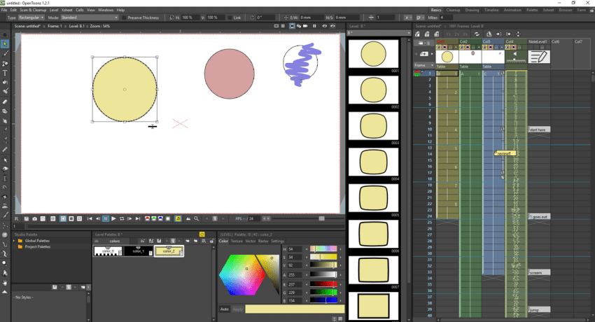 5 Open Source 2D Animation Software to Use 17