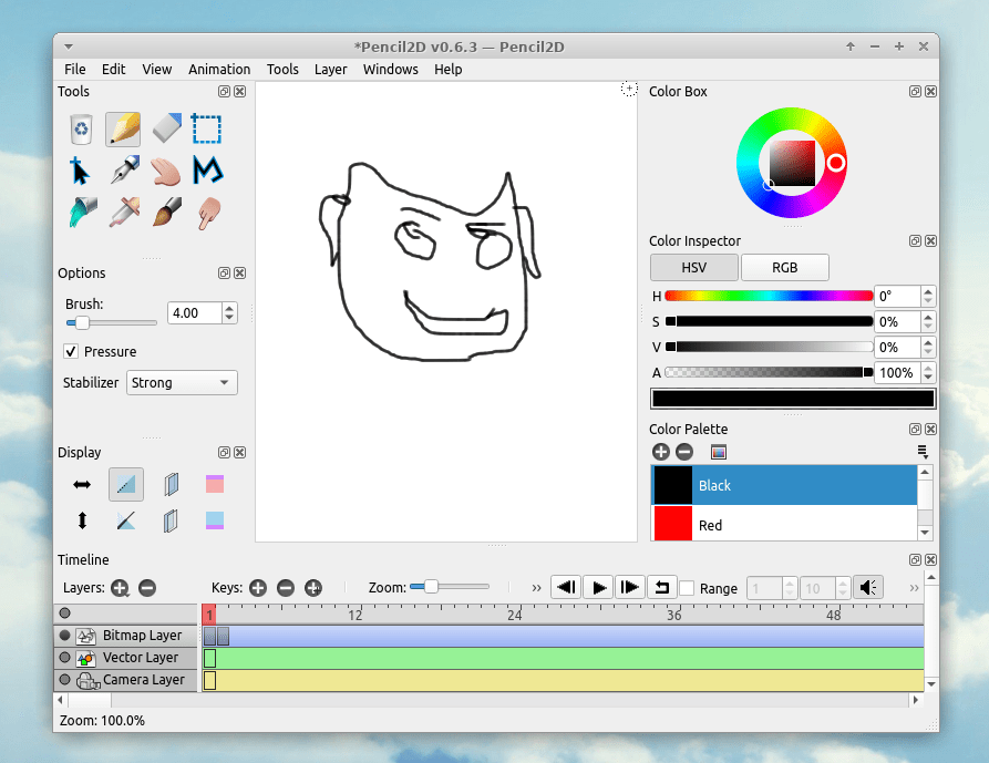 9 Open Source 2D Animation Software