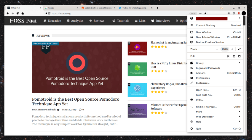 Here are 4 Nice Firefox +68 Themes That You Can Try Out 19