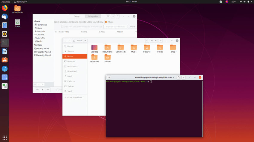 Ubuntu 19.10 Review: Another Retrofitting Release 57