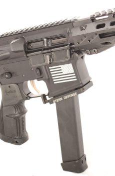 TECH 15 Series Bulldog 9mm Pistol Side View