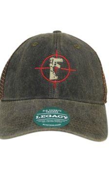 Fostech Logo Legacy Brand Old Favorite Greaser Trucker Hat