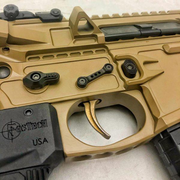 AR15 Anti Rotation Pins in Fostech AR