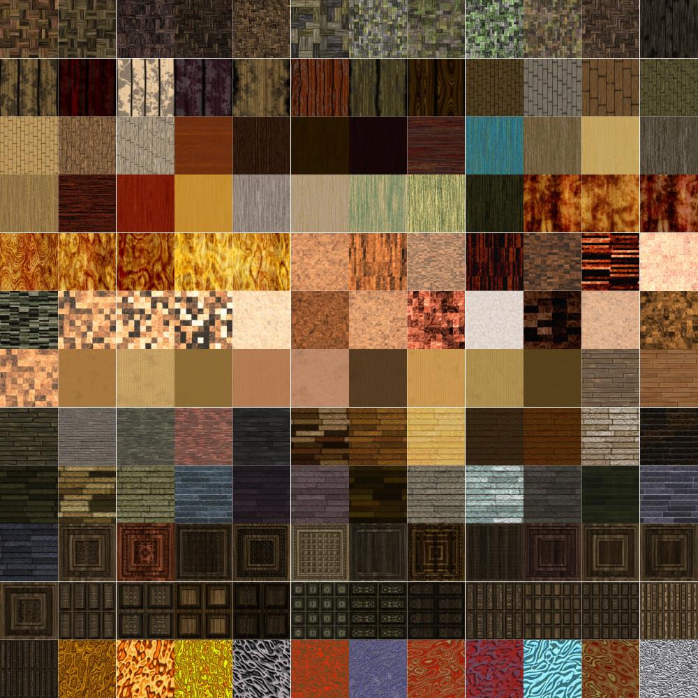 Textures Unleashed Pro Volume 20: Wood II