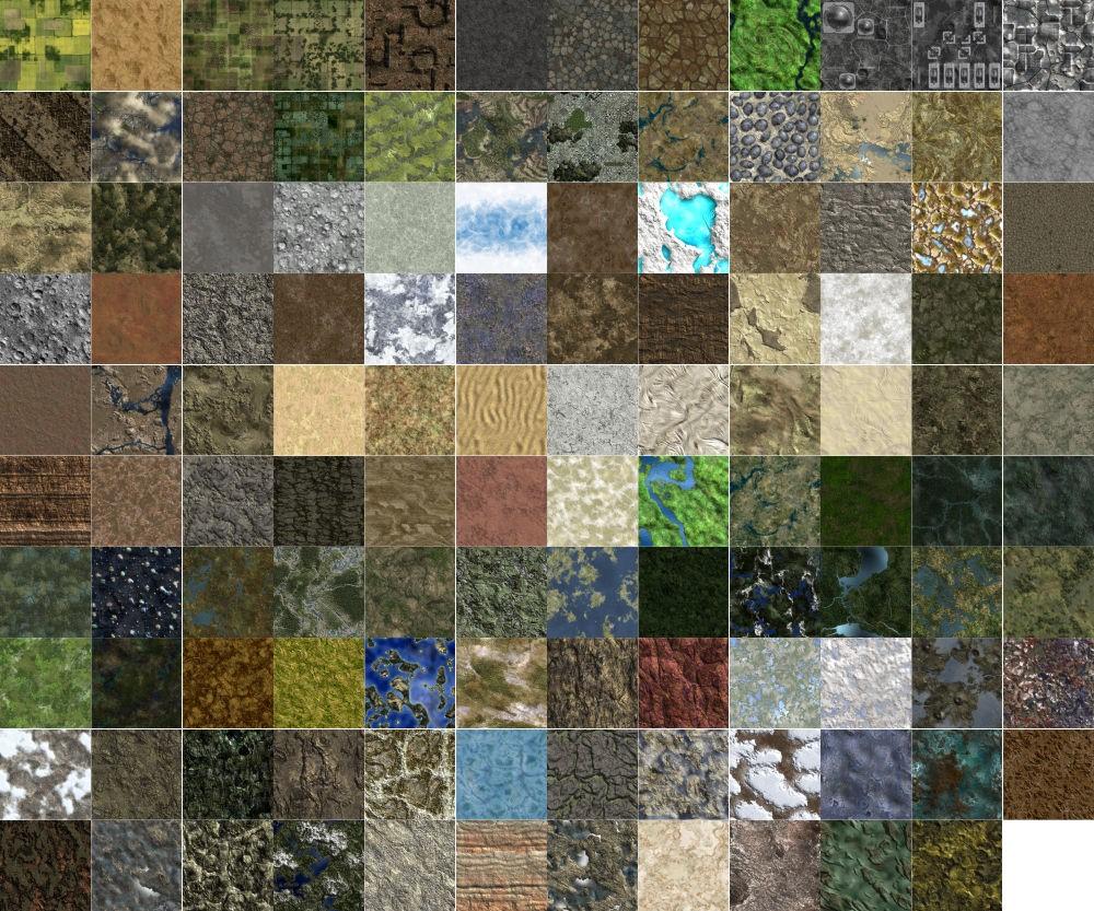 Textures Unleashed Pro Volume 4: Terrain