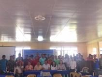 Group Photo: Kick-off Seminar, 4 Oct 2016 @ San Gabriel, La Union Municipal Hall