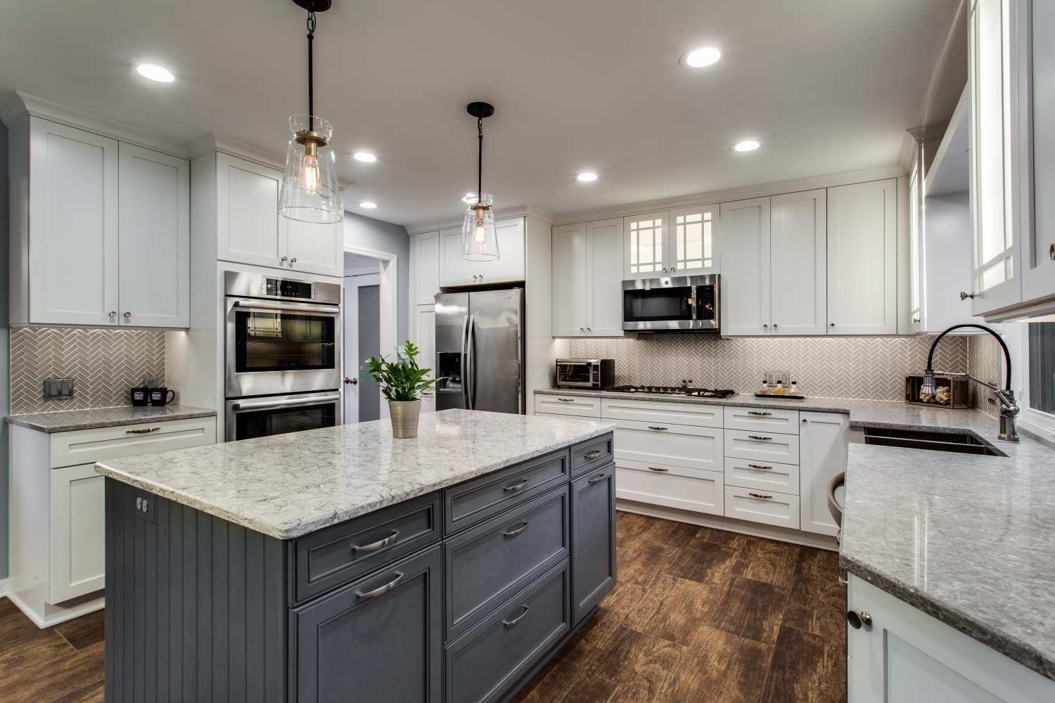 The Best Kitchen Remodel For Your Money.   Foster Remodeling Solutions