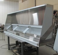 Canopy & Ventilation Gallery | Fostey Stainless Products