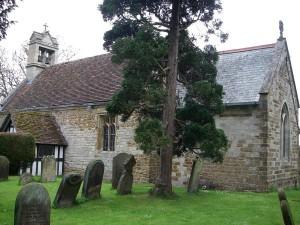 All Saints Church Foston