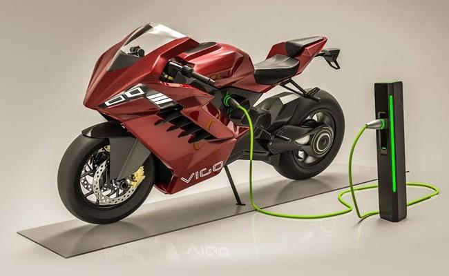 Vigo, la moto eléctrica útil cada vez más cerca