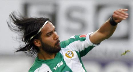 Sinan Ayranci i Hammarbydressen. Foto: Från fotbollskanalen.se