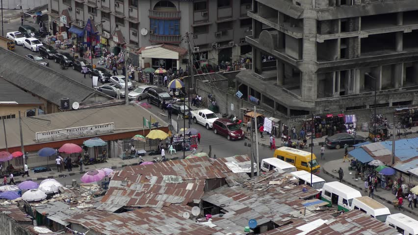 Problem of Street Parking in Lagos