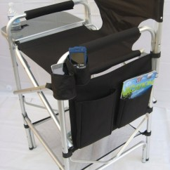 Directors Chair Covers Big W Little Tikes And Table Aluminum Chairs Ideas On Foter Oasis Heavy Duty Tall Director Cell Phone Holder 10 Years