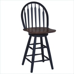 Chair Stool Black Folding At Costco Windsor Bar Stools Ideas On Foter International Concepts S46 612 24 Inch Arrow Back Swivel