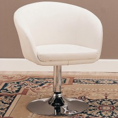 Swivel Patio Chair Office No Arms Dining Chairs - Ideas On Foter