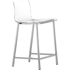Ghost Bar Chair Graco Brompton High Stools Ideas On Foter Counter Height