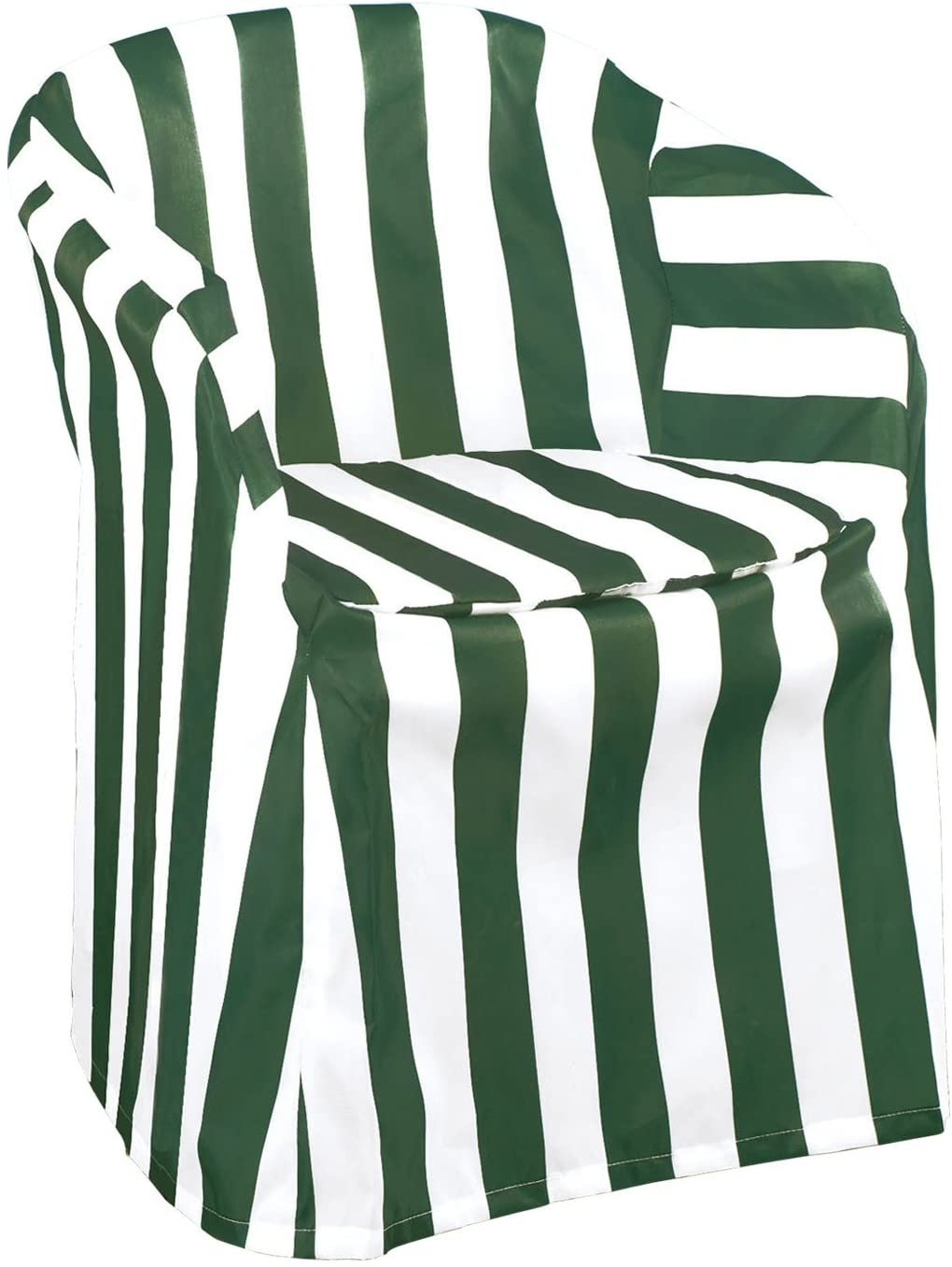 green patio chair covers eames soft pad management plastic furniture ideas on foter 1