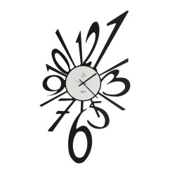 Kitchen Clocks Counter Island Modern Wall Ideas On Foter Unique