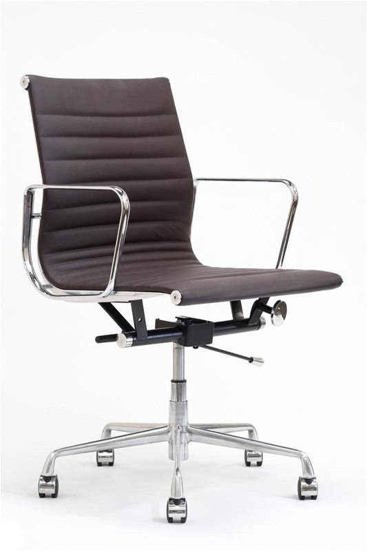 leather desk chairs lift chair recliner office foter 4