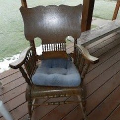Antique Rocking Chairs Value Eames Outdoor Lounge Chair Ideas On Foter