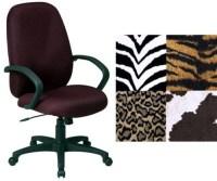 Giraffe Print Chair - Frasesdeconquista.com