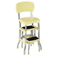 Chair Stool Retro Covers For Sale Port Elizabeth Kitchen Stools Ideas On Foter Cosco 11 120cby1 Step Yellow