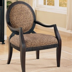 Print Chairs Living Room Small Design Images Animal Dining Ideas On Foter Grenoble Arm Chair Espresso Contemporary Wooden High Backed Armchairs Home Furniture Decor Ideal For And