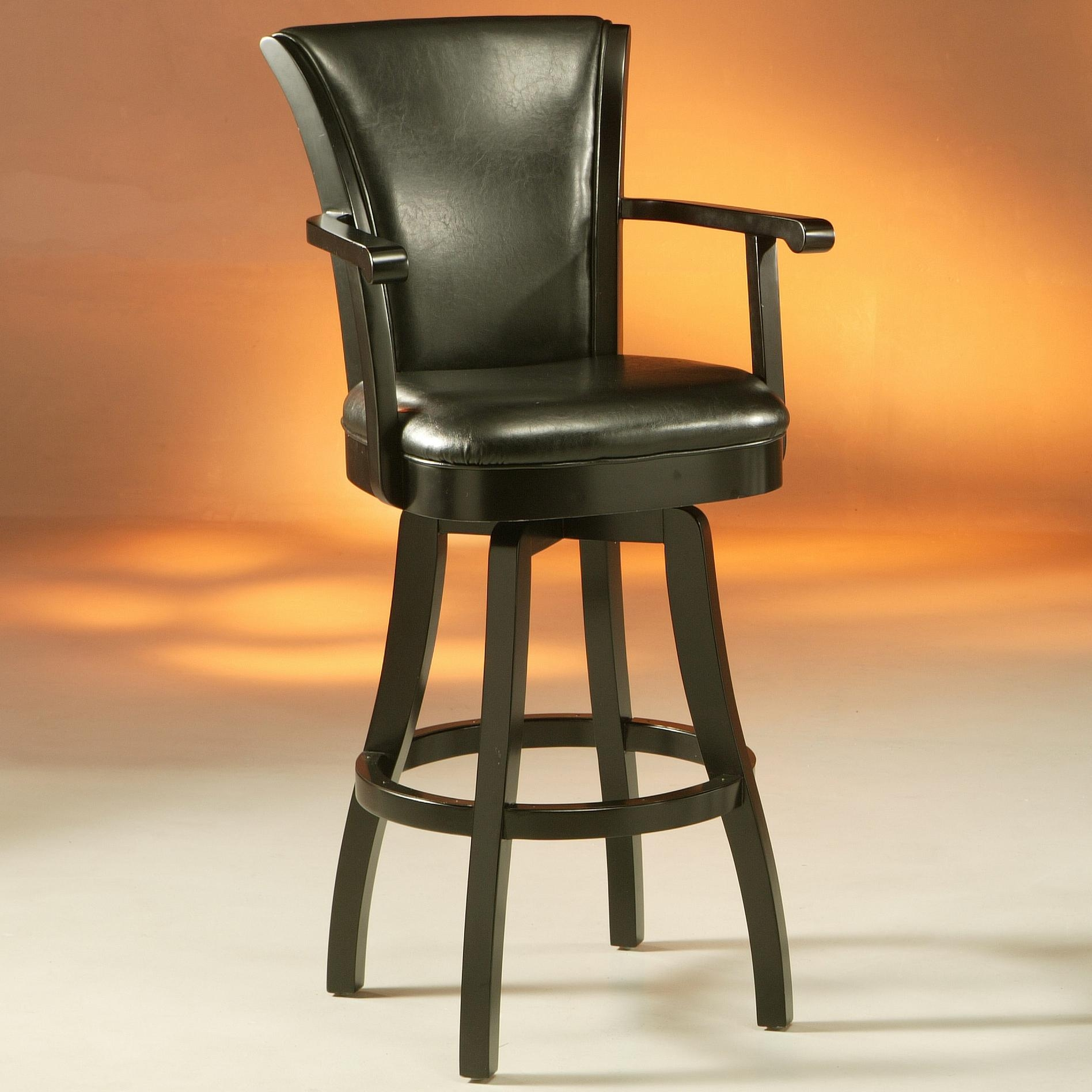 counter height arm chairs tell city chair company ideas on foter with arms