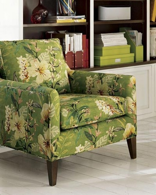 floral upholstered chair pedicure cover accent ideas on foter 3