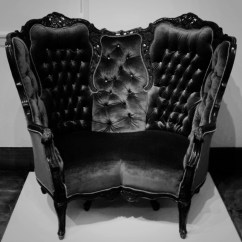 Black Gothic Throne Chair Beach Lounge Chairs Canada Ideas On Foter For Sale