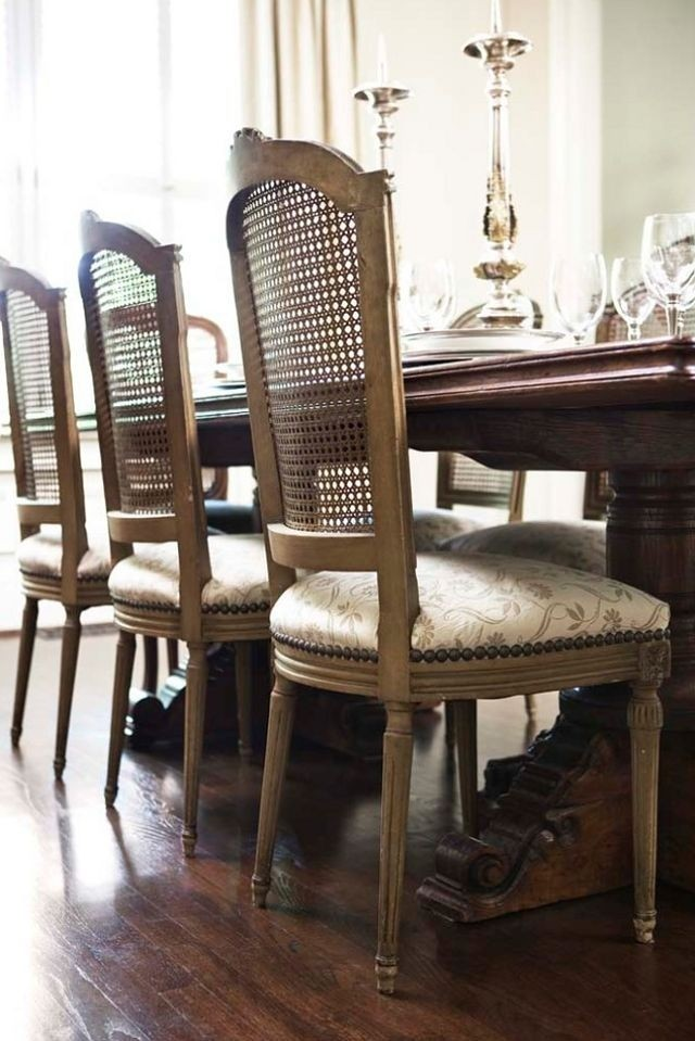 Printed Dining Chairs