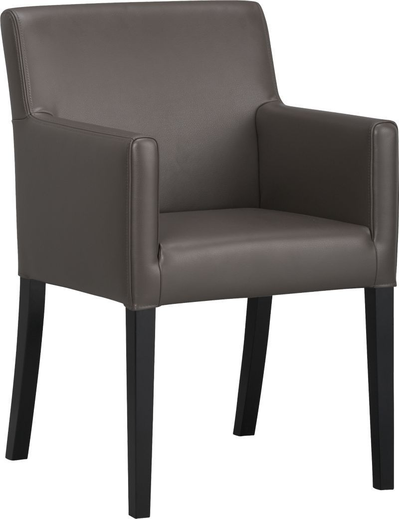 dining chair with armrest covers replacement leather room chairs arms ideas on foter parsons arm